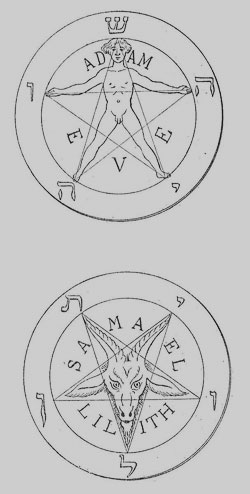 The History of the Origin of the Sigil of Baphomet and its