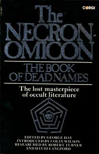 NECRONOMICON: Some Facts About A Fiction | Church of Satan