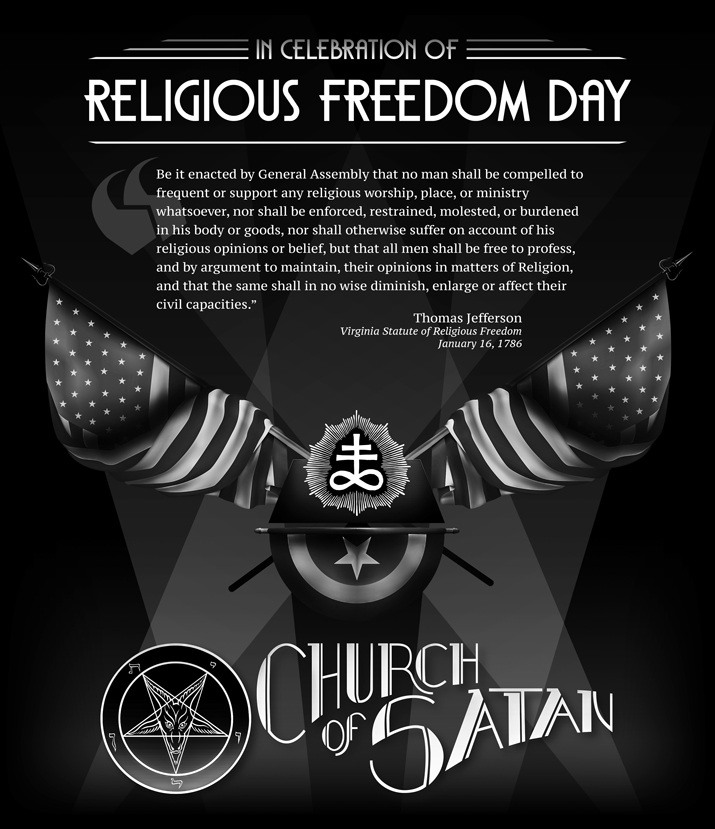 In Celebration of Religious Freedom Day 2020
