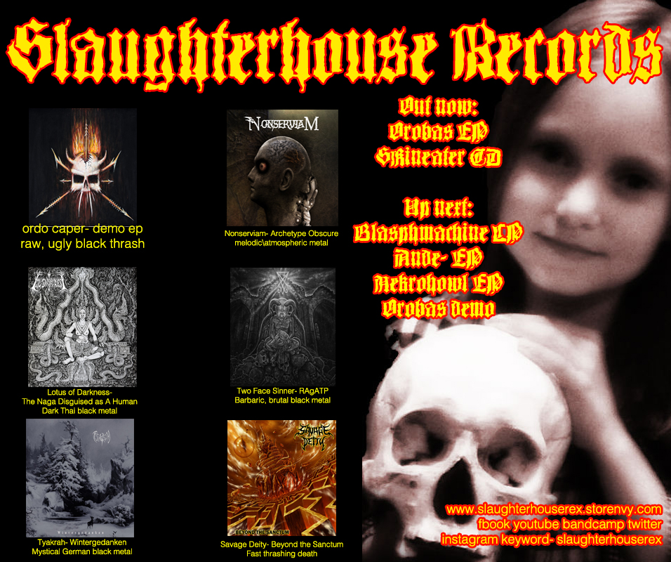 SLAUGHTERHOUSE RECORDS
