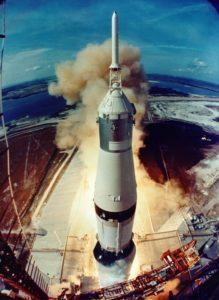 Apolo 11 Lanzamiento