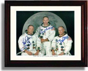 Tripulación del Apolo 11.