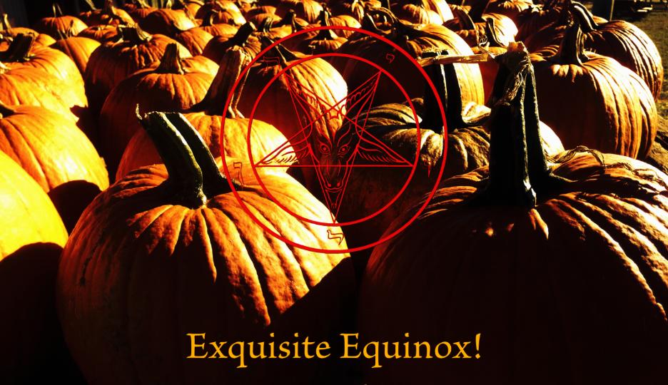 Exquisite Equinox!