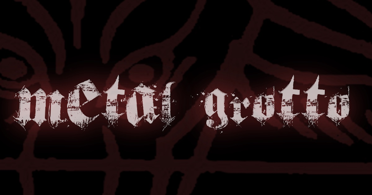 """Metal Grotto 79 """"The Working Year Of Brutality"""""""