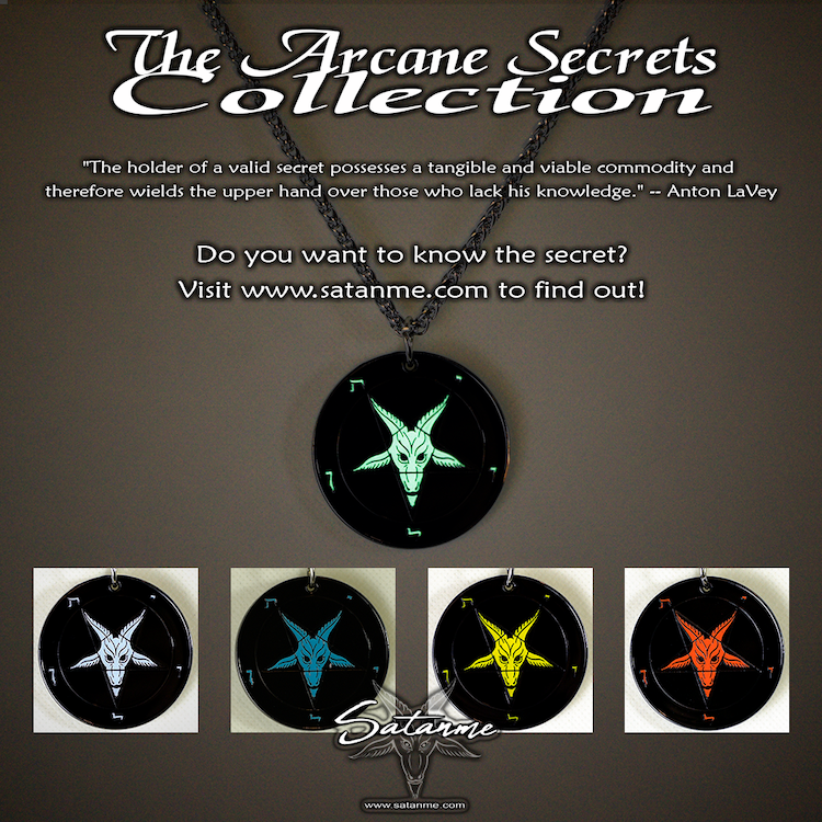 The Arcane Secrets Collection by Satanme