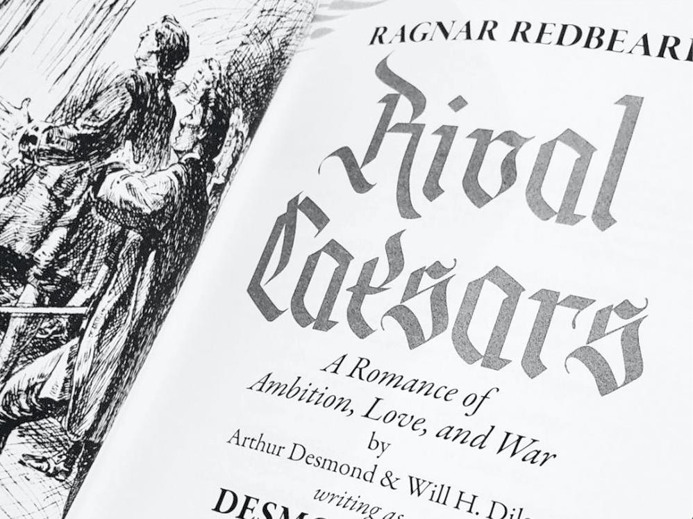 Rival Caesarsby Ragnar Redbeard